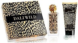 Düfte, Parfümerie und Kosmetik Salvador Dali Dali Wild - Duftset (Eau de Toilette 50ml + Körperlotion 100ml)