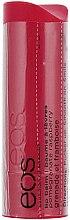 Düfte, Parfümerie und Kosmetik Lippenbalsam-Stick Granatapfel und Himbeere - EOS Smooth Stick Lip Balm Pomegranate Raspberry