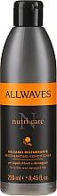 Düfte, Parfümerie und Kosmetik Regenerierende Haarspülung mit Leinöl für geschwächtes Haar - Allwaves Nutri Care Regenerating conditioner