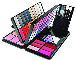 Schminkpalette - Parisax Professional Make-Up Palette 96 Colors — Bild N1