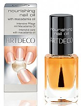 Düfte, Parfümerie und Kosmetik Intensiv pflegendes Nagelöl mit Macadamiaöl - Artdeco Nourishing Nail Oil With Macadamia
