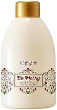 Düfte, Parfümerie und Kosmetik Schaumbad mit Vanille und Zimt - Oriflame Be Merry