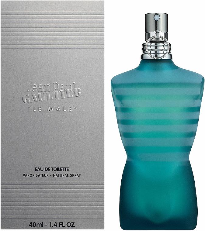 Jean Paul Gaultier Le Male - Eau de Toilette  — Bild N2