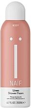 Düfte, Parfümerie und Kosmetik Duschschaum Linen - Naif Linen Shower Foam