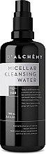 Düfte, Parfümerie und Kosmetik Mizellenwasser zum Abschminken - D'Alchemy Micellar Cleansing Water