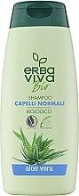 Düfte, Parfümerie und Kosmetik Shampoo mit Aloe Vera - Erbaviva Bio Hair Shampoo
