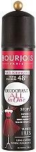 Düfte, Parfümerie und Kosmetik Deospray Antitraspirant - Bourjois Deodorant Anti-Perspirant All in One 48h