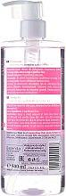 Satin Rosenwasser mit Rosenblütenextrakt, D-Panthenol und Harnstoff - Bielenda Professional Face Program Satin Rose Water — Bild N2