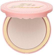 Düfte, Parfümerie und Kosmetik Gesichtspuder zur Porenverfeinerung - Too Faced Primed & Poreless Pressed Powder