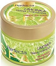 Energetisierende Körperbutter mit Limetee und Zitronengras - Perfecta Spa Energizing Lime & Lemongrass Body Butter — Bild N1