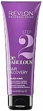 Düfte, Parfümerie und Kosmetik Haarmaske mit Keratin - Revlon Professional Be Fabulous Hair Recovery Mask