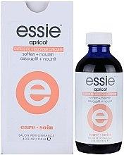 Düfte, Parfümerie und Kosmetik Aufweichendes und nährendes Nagelhautöl mit Aprikose - Essie Apricot Cuticle Oil
