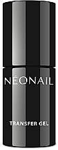 Düfte, Parfümerie und Kosmetik Transfergel - Neonail Professional Transfer Gel