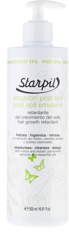 Wachstumshemmende Emulsion nach der Haarentfernung - Starpil Post Epil — Bild N1