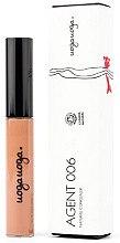 Düfte, Parfümerie und Kosmetik Flüssiger Gesichts-Concealer für jeden Hauttyp - Uoga Uoga Natural Concealer