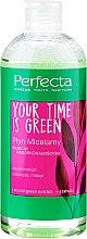 Düfte, Parfümerie und Kosmetik Mizellenwasser für das Gesicht mit Salbei - Perfecta Your Time is Green