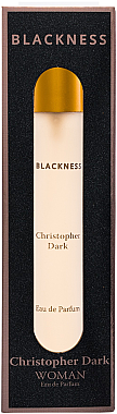 Christopher Dark Blackness - Eau de Parfum — Bild N1