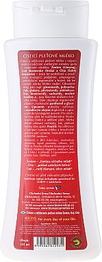 Gesichtslotion - Bione Cosmetics Ginseng Cleansing Make-up Removal Facial Lotion — Bild N2