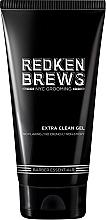Düfte, Parfümerie und Kosmetik Styling-Gel für das Haar - Brews For Men Extra Clean Gel