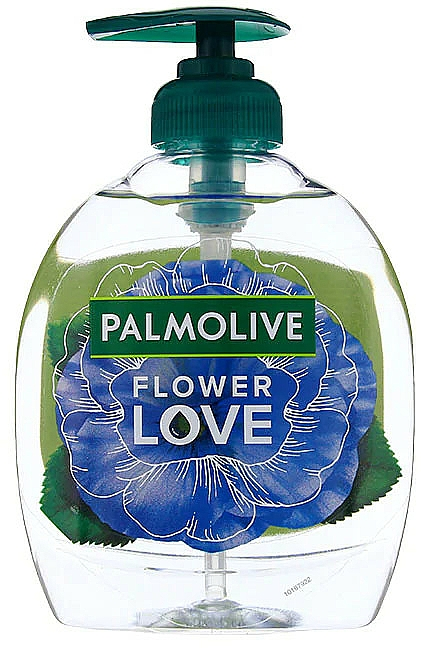 Flüssigseife Flower Love - Palmolive Flower Love Liquid Soap — Bild N1