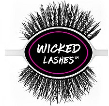 Düfte, Parfümerie und Kosmetik Künstliche Wimpern - NYX Professional Makeup Wicked Lashes On The Fringe 21
