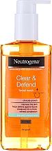 Düfte, Parfümerie und Kosmetik Gesichtsreinigungsgel mit Salicylsäure ölfrei - Neutrogena Visibly Clear Spot Proofing Daily Wash