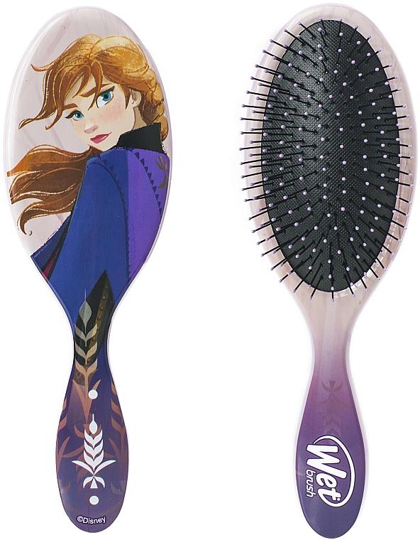 Haarbürste Frozen II Anna - Wet Brush Disney Frozen II Anna Original Detangler — Bild N2