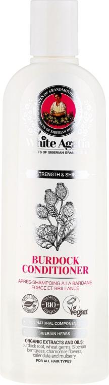 """Klette-Haarspülung """"Kraft und Glanz"""" - White Agafia Burdock Conditioner — Bild N1"""
