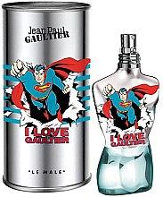 Düfte, Parfümerie und Kosmetik Jean Paul Gaultier Le Male Superman Eau Fraiche - Eau de Toilette