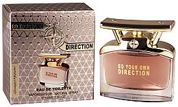 Düfte, Parfümerie und Kosmetik Georges Mezotti Go Your Own Direction - Eau de Toilette