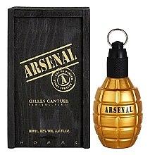 Düfte, Parfümerie und Kosmetik Gilles Cantuel Arsenal Gold - Eau de Parfum