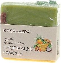 Düfte, Parfümerie und Kosmetik Handgemachte Naturseife Tropical Fruits - Bosphaera Tropical Fruits Soap