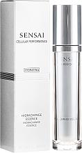 Düfte, Parfümerie und Kosmetik Feuchtigkeitsspendende Gesichtsessenz - Kanebo Sensai Cellular Performance Hydrachange Essence