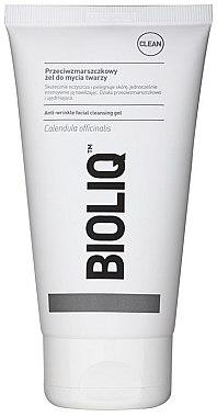 Anti-Falten Gesichtsreinigungsgel - Bioliq Clean Anti-Wrinkle Face Cleansing Gel — Bild N1