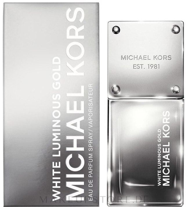 Michael Kors White Luminous Gold - Eau de Parfum — Bild 30 ml