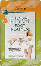 Düfte, Parfümerie und Kosmetik Intensive Fußpflege - Celkin Intensive Multi-Step Foot Treatment