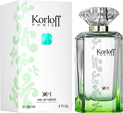 Korloff Paris Kn°I - Eau de Toilette — Bild N1