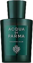Düfte, Parfümerie und Kosmetik Acqua di Parma Colonia Club - Eau de Cologne