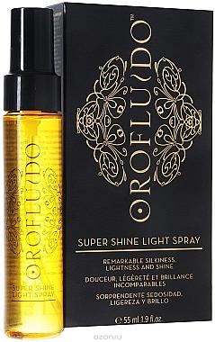 Haarspray für sofortigen Glanz - Orofluido Super Shine Light Spray — Bild N1