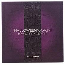 Düfte, Parfümerie und Kosmetik Jesus Del Pozo Halloween Man Beware of Yourself - Duftset (Eau de Toilette/125ml + Duschgel/100ml +Sportarmband)