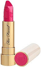 Düfte, Parfümerie und Kosmetik Lippenstift - Too Faced Peach Kiss Moisture Matte Long Wear Lipstick