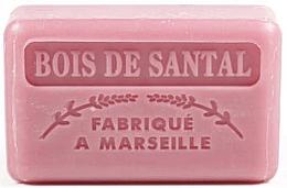 Düfte, Parfümerie und Kosmetik Handgemachte Naturseife Sandelholz - Foufour Savonnette Marseillaise
