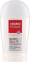Düfte, Parfümerie und Kosmetik Deostick Antitranspirant Doppelschutz - Hidrofugal Double Protection Stick