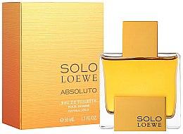 Loewe Solo Loewe Absoluto - Eau de Toilette — Bild N2