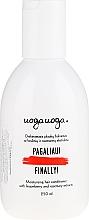 Düfte, Parfümerie und Kosmetik Feuchtigkeitsspendende Haarspülung mit Preiselbeeren und Rosmarin - Uoga Uoga Moisturising Hair Conditioner