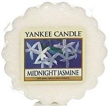 Düfte, Parfümerie und Kosmetik Tart-Duftwachs Midnight Jasmine - Yankee Candle Midnight Jasmine Tarts Wax Melts