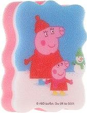 Düfte, Parfümerie und Kosmetik Kinderbadeschwamm Peppa Pig - Suavipiel Peppa Pig Bath Sponge