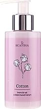 Düfte, Parfümerie und Kosmetik Handcreme mit Baumwollöl - Scandia Cosmetics Cotton Hand Cream