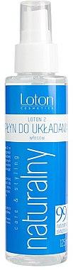 Haarstyling-Lotion - Loton 2 Hair Styling Liquid — Bild N1