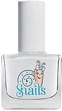 Düfte, Parfümerie und Kosmetik Kinderfreundlicher Nagelüberlack - Snails Natural Top Coat